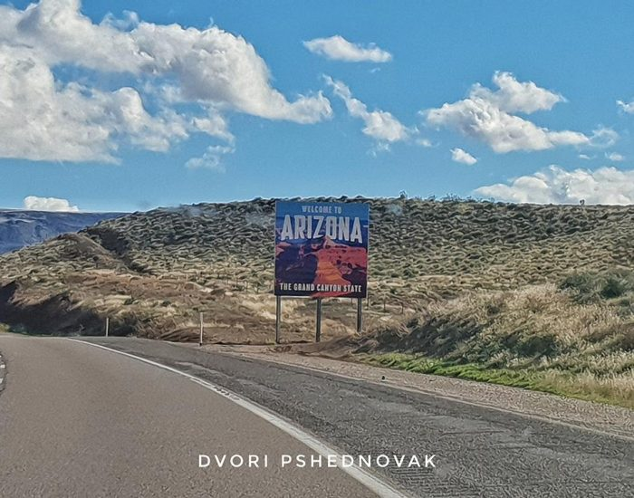 גבול אריזונה יוטה