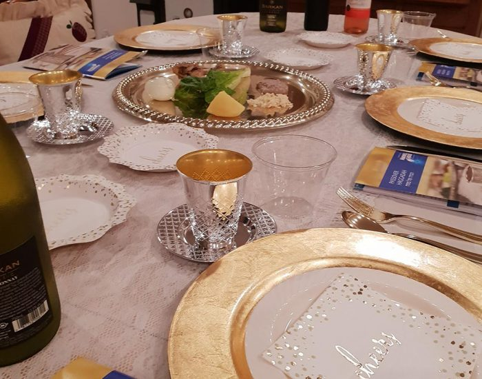 שולחן ליל הסדר