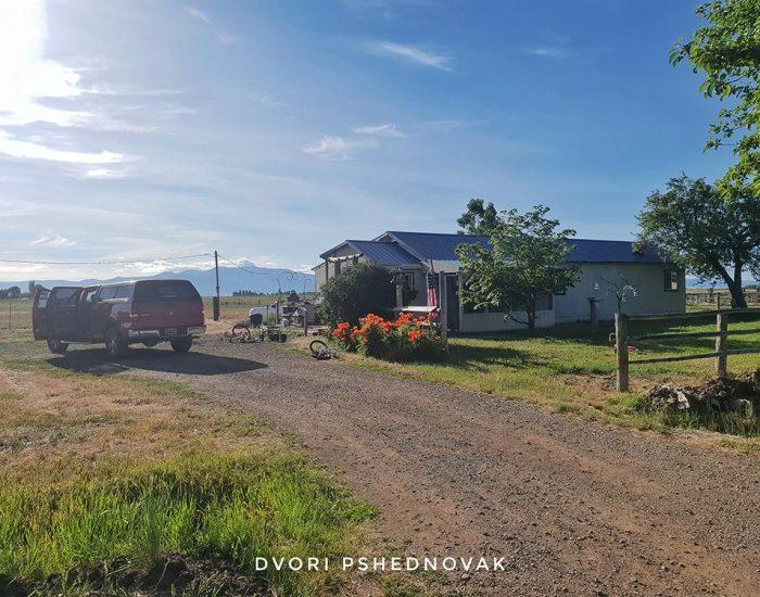 החווה המבודדת באורגון