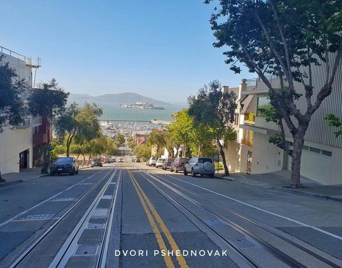 עוד רחובות תלולים בסן פרנסיסקו