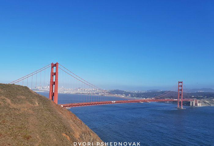 גשר הזהב סן פרנסיסקו