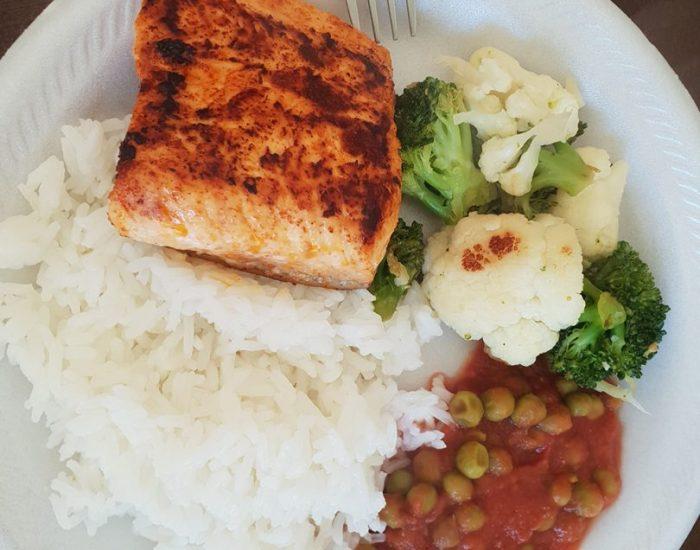 אוכל של בית
