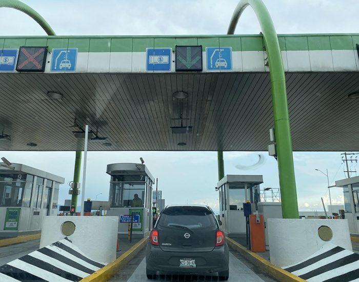 כבישי אגרה במרכז מקסיקו - ככה נגמר הכסף