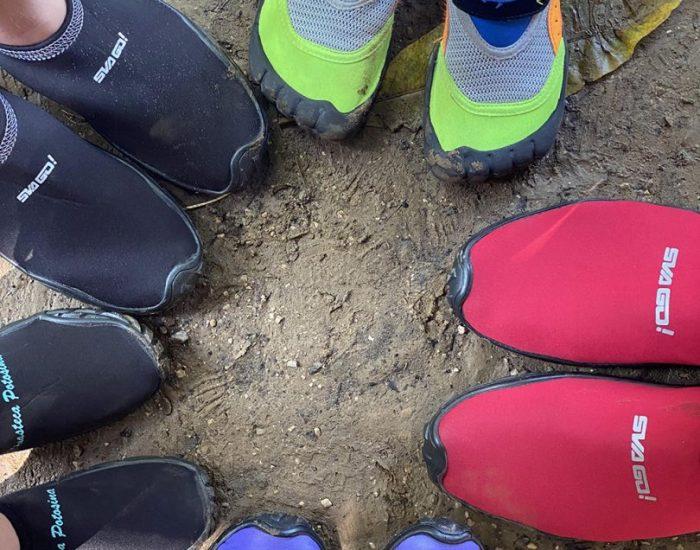 נעליים לטיולי מים