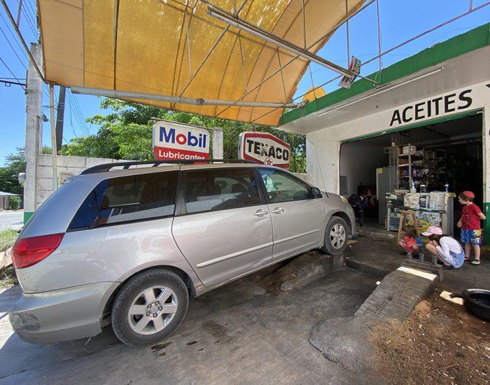 טיפול שגרתי לרכב