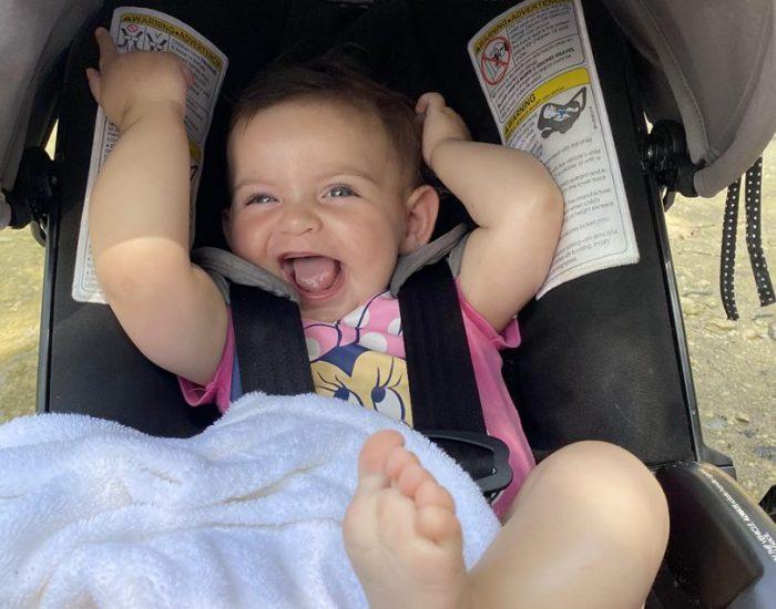 איך מטיילים עם תינוקת >>