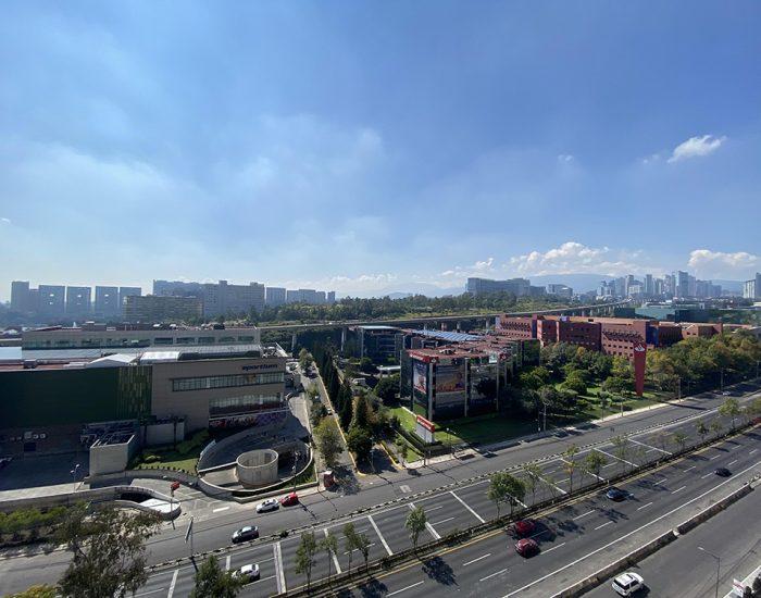 הנוף מהקומה ה12