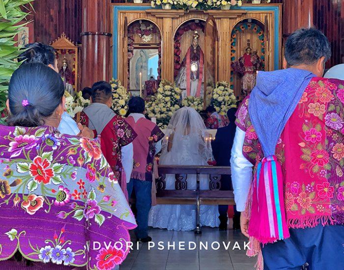 חתונה של שבט הזינקנטן בכפר נאציג