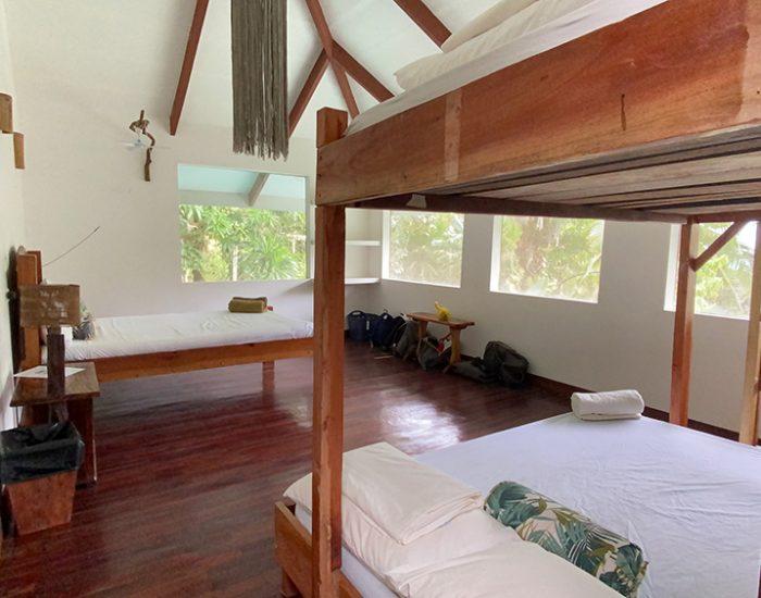 החדר שלנו בג'ונגל