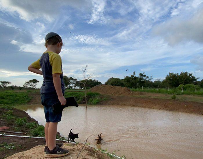 האגם שחפר דניאל