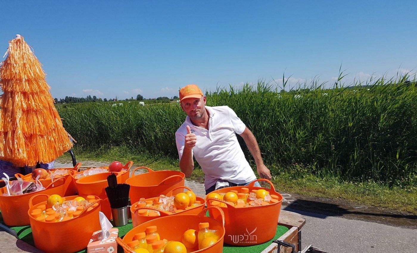 מיץ תפוזים מחיה נפשות