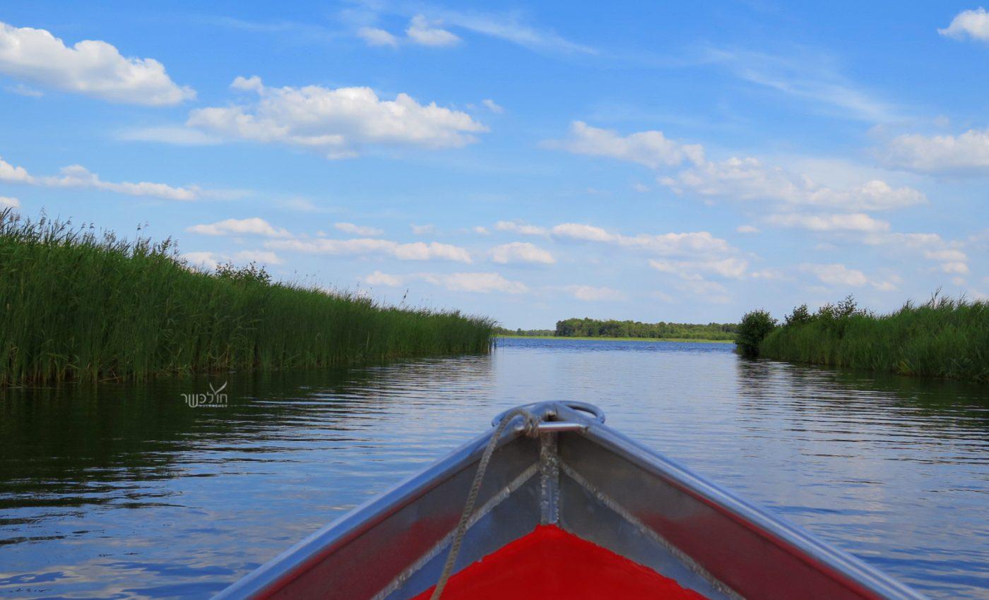יציאה לאגם הגדול