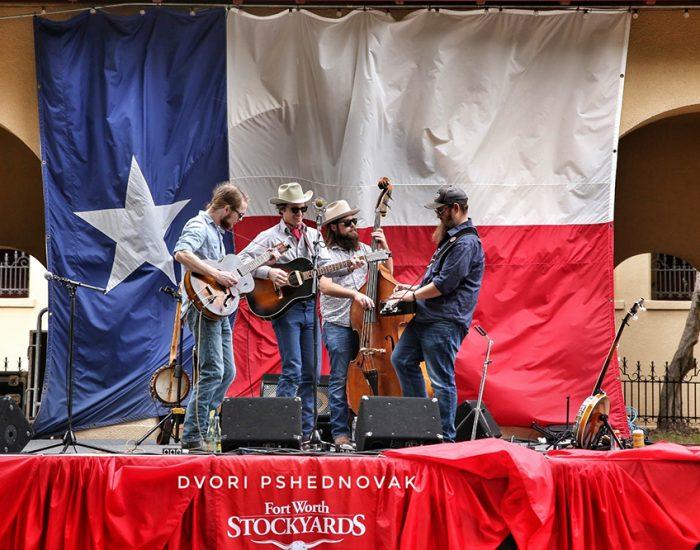מוזיקת קאנטרי בטקסס