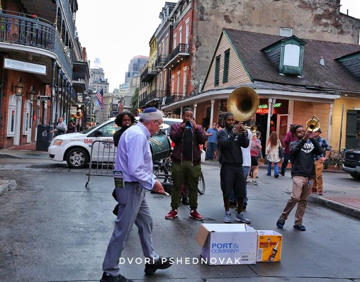 JEWISH IN NEW ORLEANS