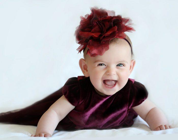 תמונה לשני לגיל חמישה חודשים!