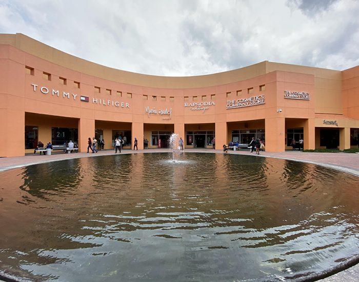קניון אאוטלט במקסיקו סיטי