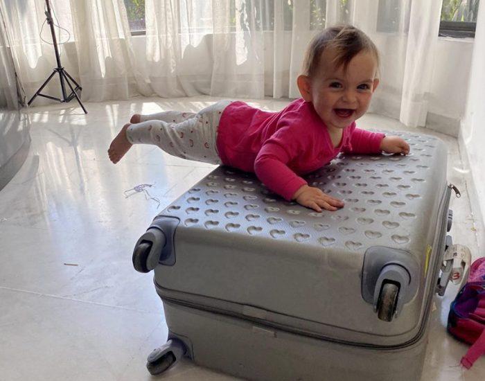 מזוודה שווה מהארץ!!