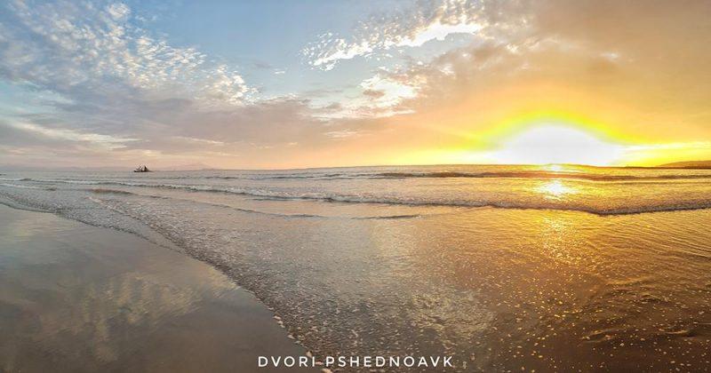 ensenada beach baja clifornia mexico beayutyful sunset