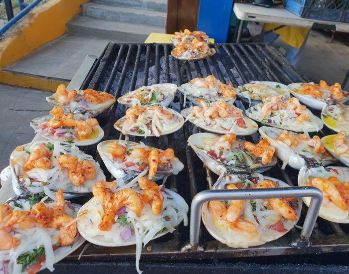 אוכל לא כשר בשוק באנסנדה